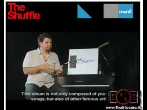 The mun2 Shuffle :Thalia Interview
