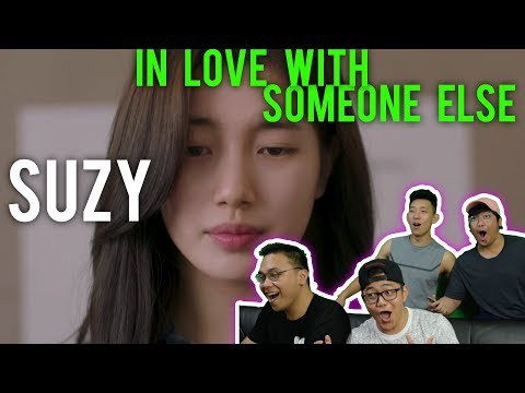 """SUZY - """"IN LOVE WITH SOMEONE ELSE"""" (MV Reaction)"""