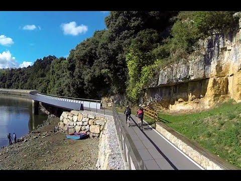 Adventure-Ciclying , CycleTourism Senda La Ribera, Bike rental in Suances , Cantabria, Spain