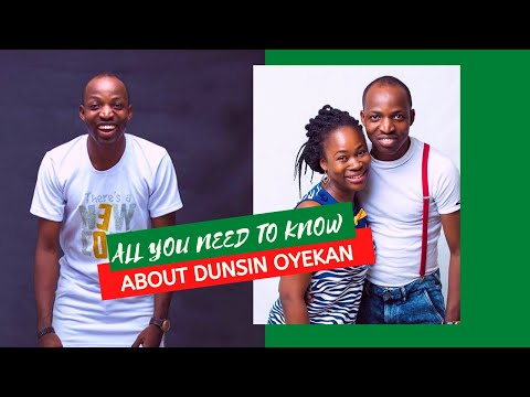 Everything about Dunsin Oyekan | His Background | His Career | His Wife's death | PLEASE SUBSCRIBE