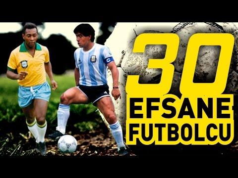 Efsane Futbolcular