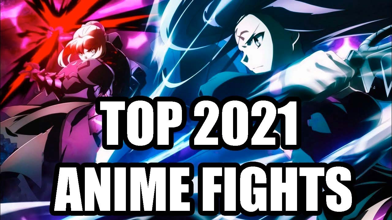 Top 20 Anime Fights of 20