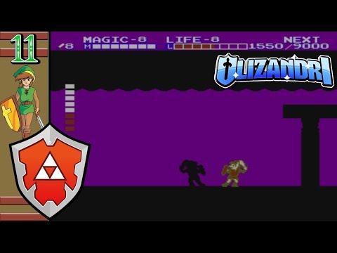 Zelda 2: The Adventure Of Link - The Final Great Palace, Thunderbird & Dark Link - Episode 11