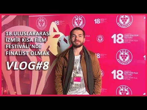 18. Uluslararası İzmir Kısa Film Festivali'nde Finalist Olmak | VLOG#8