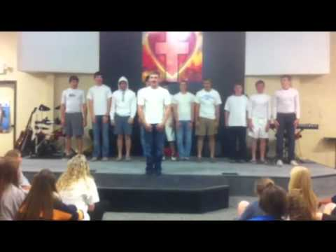 Young Life: Men in White Shirts