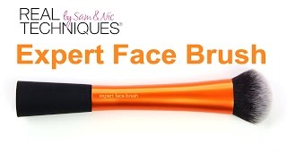 real techniques perfect face brush