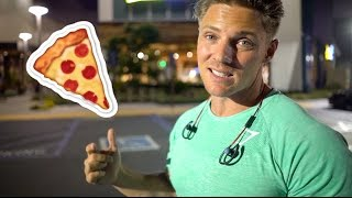 EATING PIZZA WHILE DIETING?! | FULL DAY OF EATING