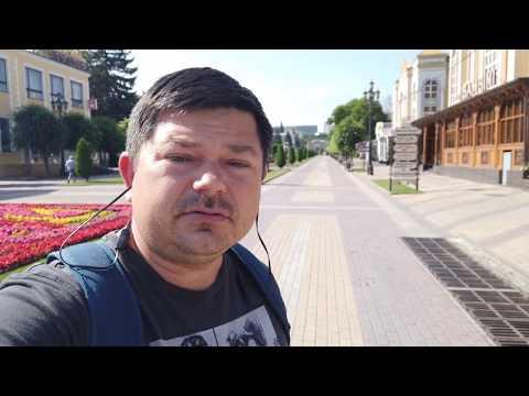 Жизнь после пандемии. Курортный бульвар и Курортный парк в Кисловодске 2020