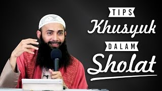 Download Video Video Singkat: Tips Khusyu' Dalam Sholat - Ustadz Dr. Syafiq Riza Basalamah, MA MP3 3GP MP4