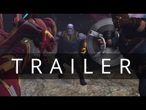 Marvel Studios' Avengers Endgame Official Trailer #2 | Animated