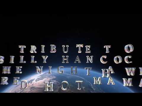 BILLY HANCOCK TRIBUTE:   THE NIGHTHAWKS  -  RED HOT MAMA