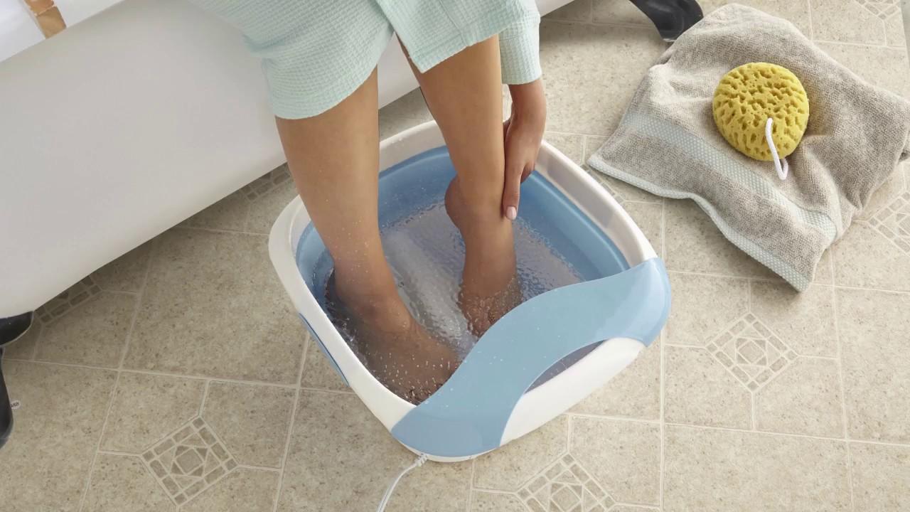 Best Foot Bath Massager