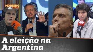 Misógino! Racista! X Esquerdalha! A crise na Argentina
