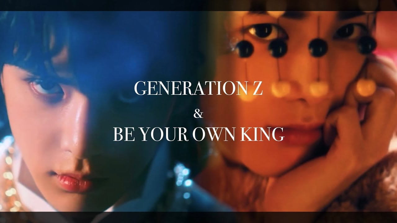 Download [더보이즈] GENERATION Z & BE YOUR OWN KING 합본