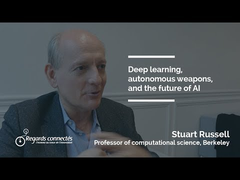 Ep 42 – Deep learning, autonomous weapons, and the future of AI with Stuart Russell
