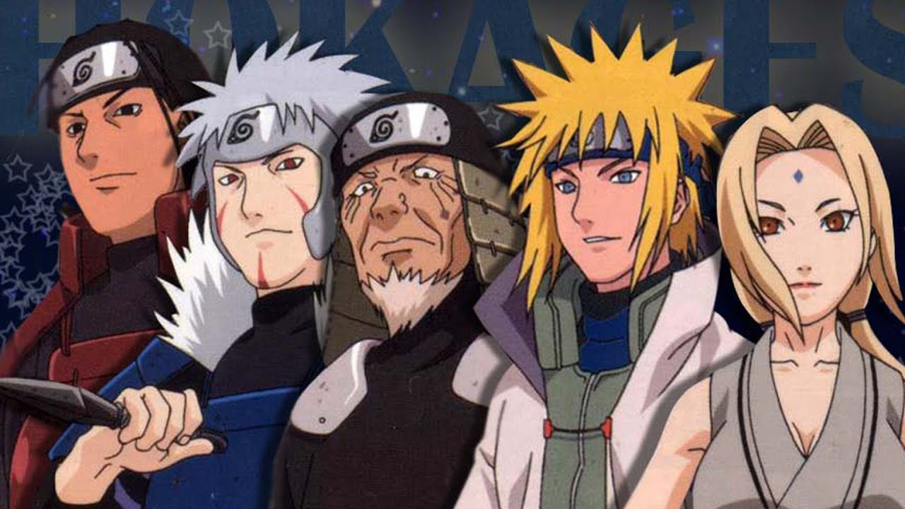Hokage Naruto