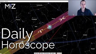 Daily Horoscope Wednesday February 13th 2019 - True Sidereal Astrology