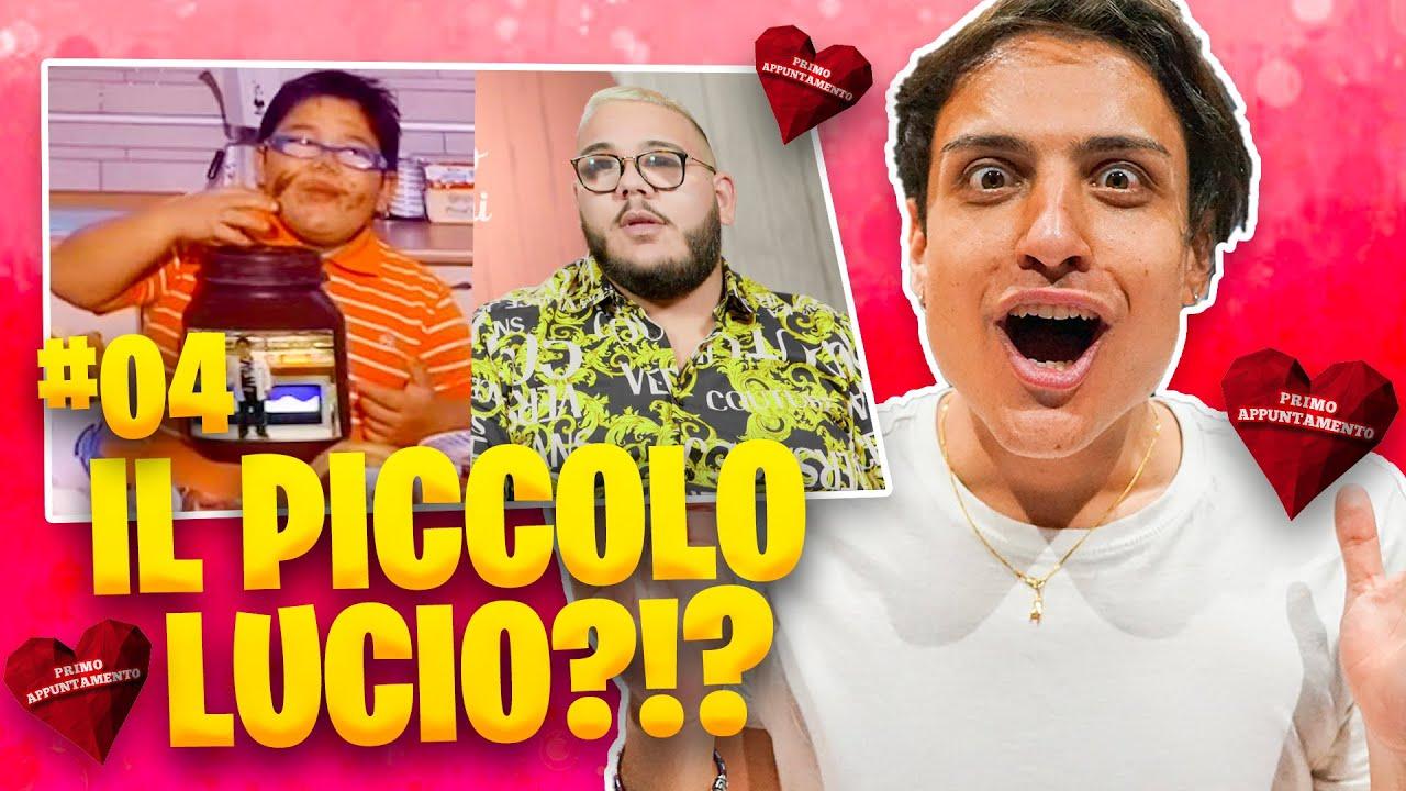IL PICCOLO LUCIO A PRIMO APPUNTAMENTO! L'EPISODIO PIÙ ASSURDO DI TUTTI #4