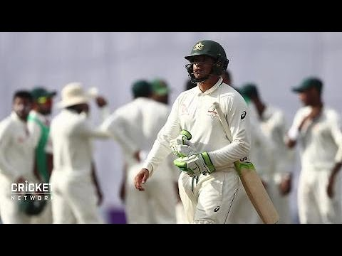 No guarantees for second Test for Khawaja, Wade