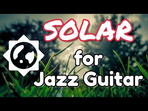how-to-play-solar-and-everything-ii-v-i-|-jazz-guitar-lesson