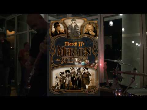 The Mermen - March 17, 2017 - Set 1,  at The Park Chalet