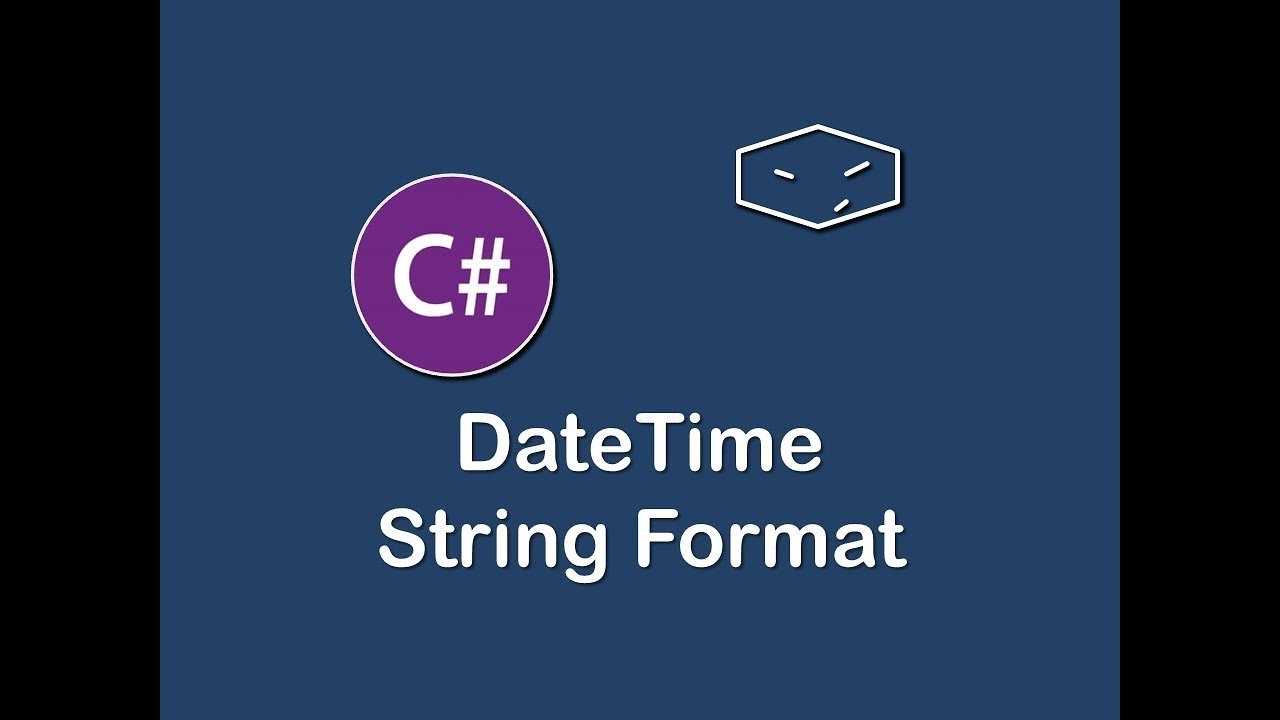 Datetime to string formats c#