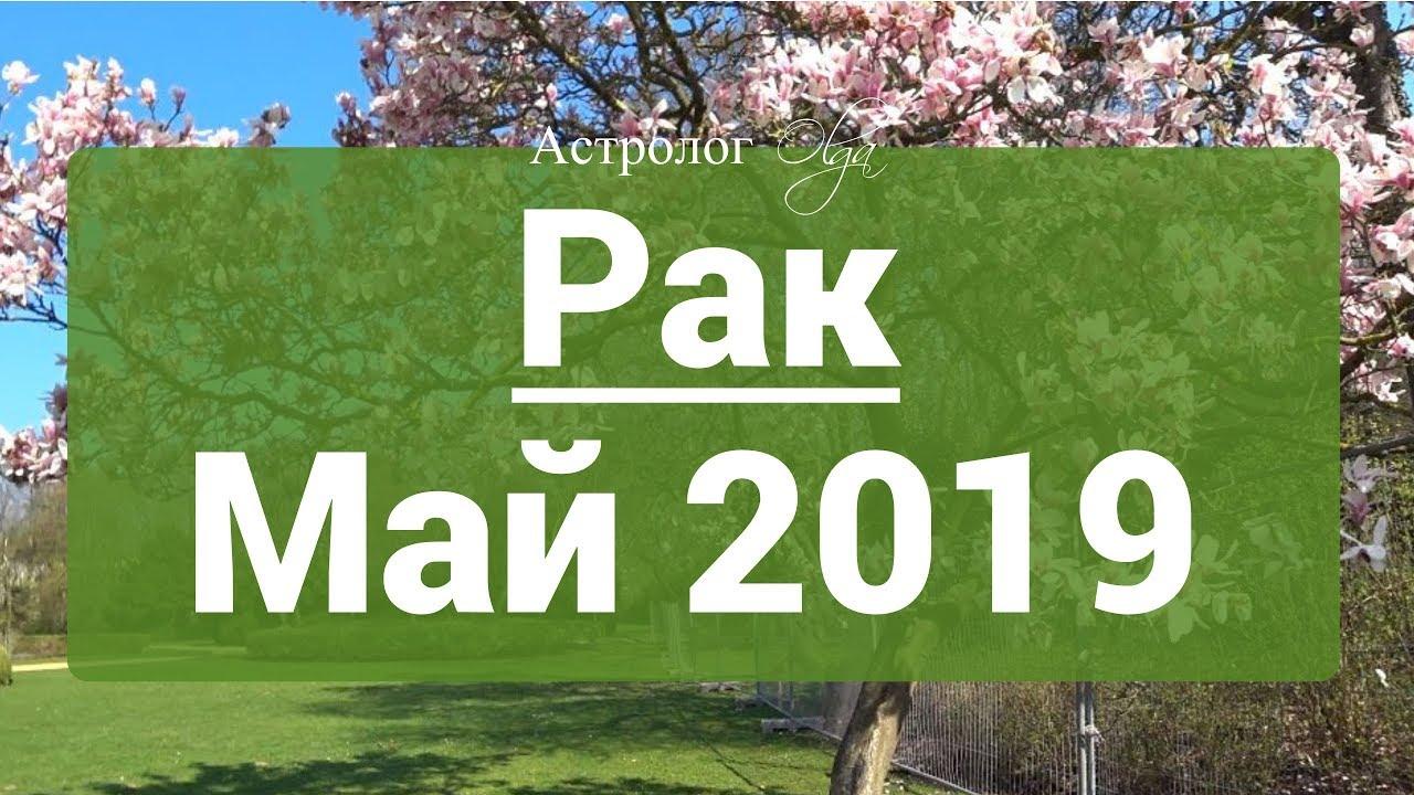 РАК Сатурн Ретро в 7 доме ГОРОСКОП на МАЙ 2019 астролог Olga