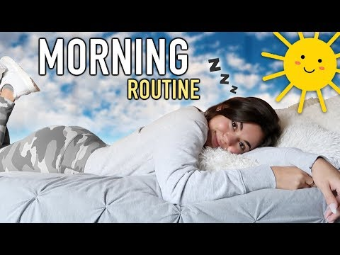 Morning Routine of a Youtuber