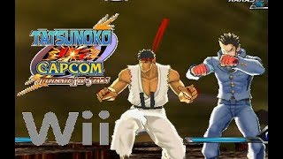 Tatsunoko Vs. Capcom: Ultimate All-Stars playthrough (Wii)