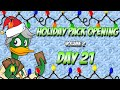 Magic: The Gathering - Holiday Pack Opening: Day 21