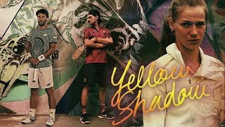 Romain and The Cowboy Surfers - Yellow Shadow (Official Video)