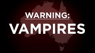 Public Service Announcement: Vampires