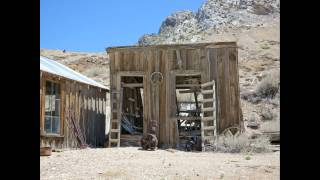 Ghost Town of Cerro Gordo