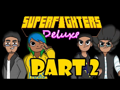 Jojo's Combat History - 5ynco Vs SuperFighters Deluxe |