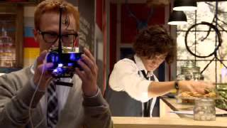 Do dzwonka Cafe - Wynalazek Tadzia. Oglądaj w Disney Channel!
