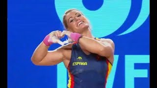 WOMEN 75kg A SNATCH / 2017 WEIGHTLIFTING WORLD CHAMPIONSHIPS