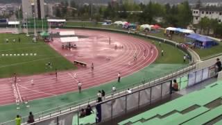 第52回 福井県新人陸上競技大会 男子400m準決勝1組 2016.09.17 於:福...