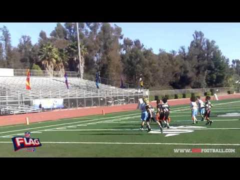 NFL Flag San Diego Top 10 plays (04/18/15)