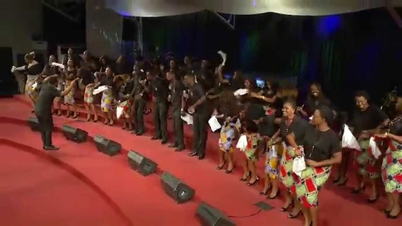 "Download ""Branama"" by The Lagos Community Gospel Choir"