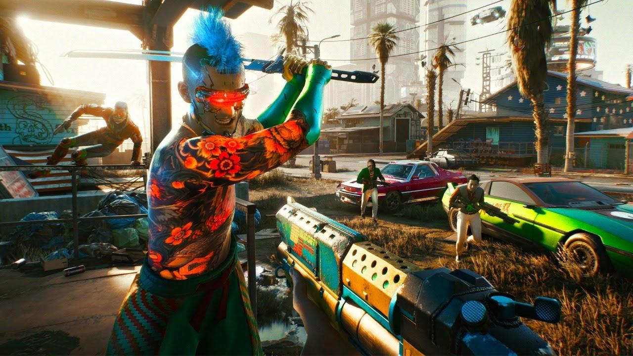 Cyberpunk 2077 Gameplay Walkthrough, Part 1!