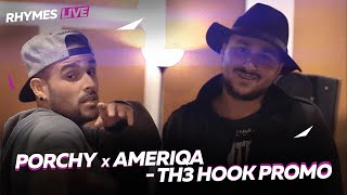 PORCHY X AMERIQA — TH3 HOOK promo
