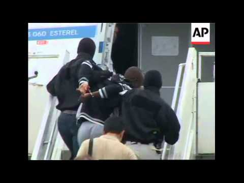Accused gang leader extradited to France