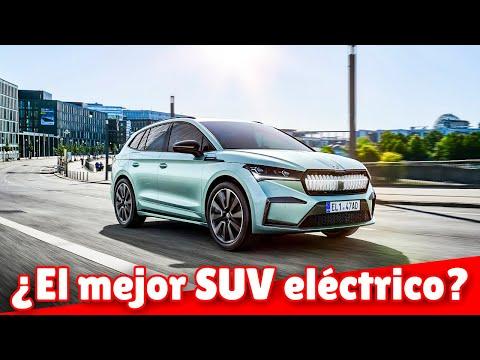 ¿El mejor SUV eléctrico? ⚡️ Skoda ENYAQ iV 2021 - Análisis / Review