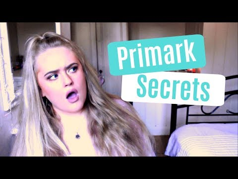 5 SECRETS PRIMARK DOESN'T WANT YOU TO KNOW!