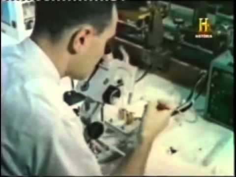 Microchip  Origenes de la electronica Jack Kilby   Vìdeo Dailymotion