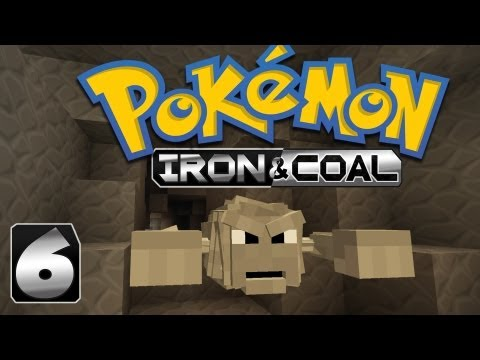 Pokémon: Iron & Coal [Pixelmon Part 6] - A Rocky Situation