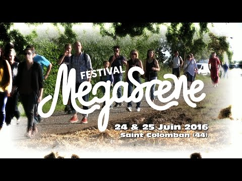 Festival Mégascène 2016 (Saint Colomban)