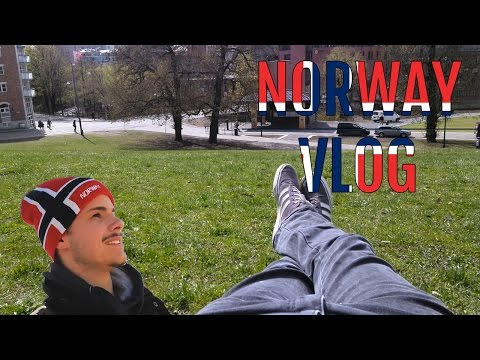 SOLO TRAVEL TO OSLO! - Meeting The Fam! - Norway Vlog #3