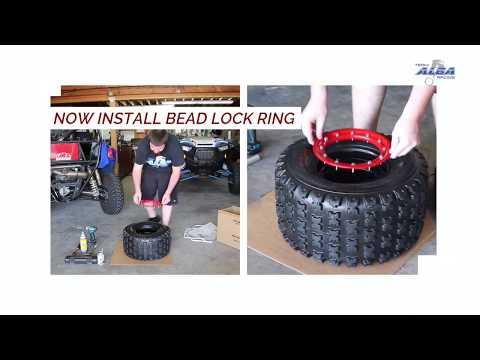 ALBA Bead-Lock Wheels
