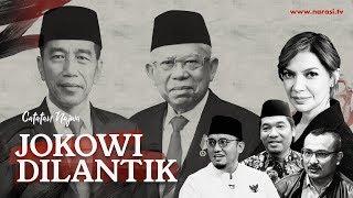 LIVE STREAMING Catatan Najwa: Jokowi Dilantik